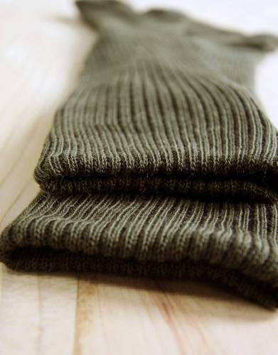 Wicking yarns keep your feet cool - making these a great choice of sock for the active outdoorsman and woman.