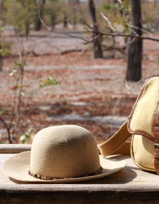 Inspired by nature, the Mara&Meru™ Indie Safari Hat is an outdoor and African travel favourite.