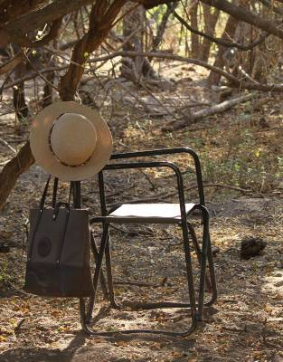Paired with the Mara&Meru™ Safari Tote, this hat easily creates a classic safari look.