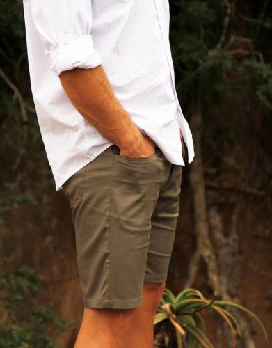 Every element of these shorts - from the material to the pockets - are designed to complement their overall styling and functionality.