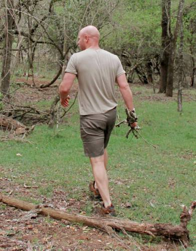 The Mara&Meru Men's Safari Shorts are designed to be both comfortable and rugged and are suited to every lifestyle