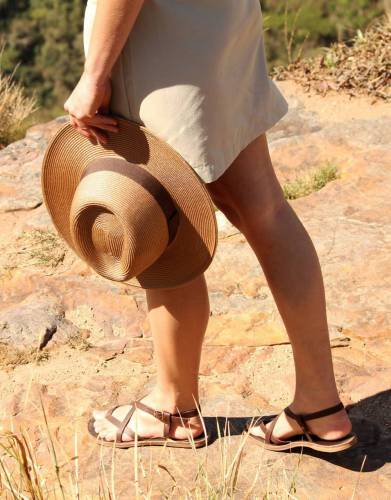 The Mara&Meru™ Safari Sandals accent your safari outfit and pair beautifully with our women's range of safari, outdoor, and everyday clothing.