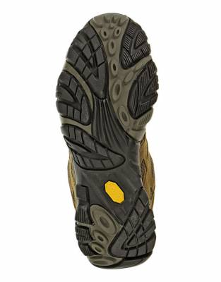 The Vibram Multi-Sport sole is built for durability, traction, and grip