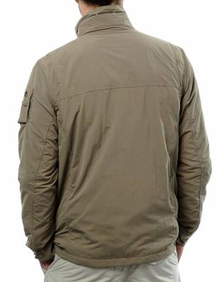 A warm layer is a must on safari - and this jacket has been designed for warm-weather travel. With built-in insect repellent, SPF, moisture wicking, and RFID Shield, it is the adventurer's choice for safe travel.