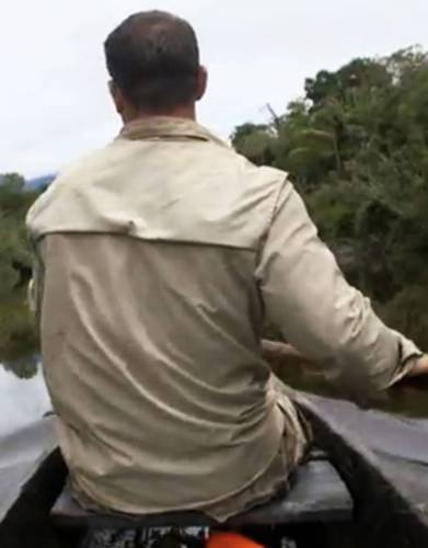 Down rivers, in caves, through jungles - Steve Backshall has taken his Rufiji™ MaraTech™ SafariElite Shirt on some real adventures.