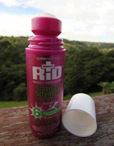 RID Roll-On has the strength and features of the spray with handy roll-on application