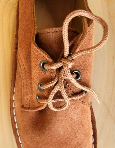 With lace-up detail, fine craftsmanship, and natural materials, Rufiji footwear offers traditional styling and superior comfort