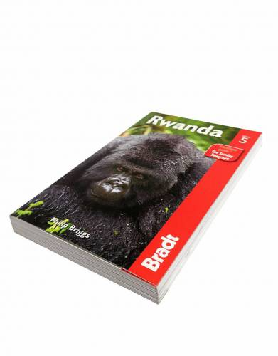 Bradt Rwanda is quite simply the best guide to this land of volcanoes & gorillas