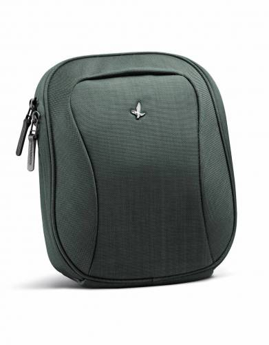 The EL 10x42's come in a sturdy and stylish padded case.
