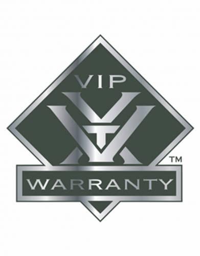 Vortex Lifetime Warranty