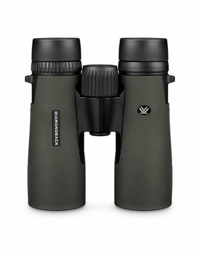 Optics are sealed with o-rings to prevent moisture, dust, and debris from getting inside the binocular.