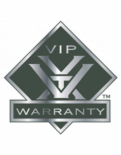 Vortex Lifetime Warranty