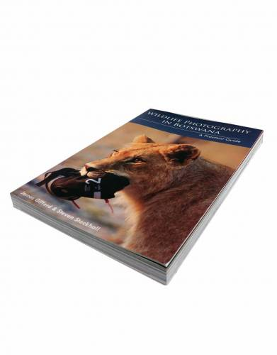 Make sure you get the best possible shots and value for your safari using this fantastic book.