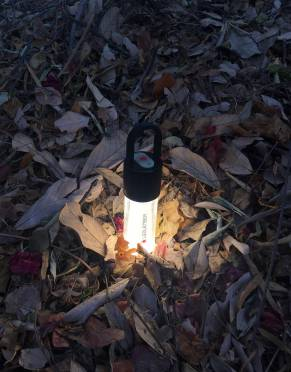 Light up the outdoors wherever your travels and adventures take you with the Ledlenser ML6 Lantern