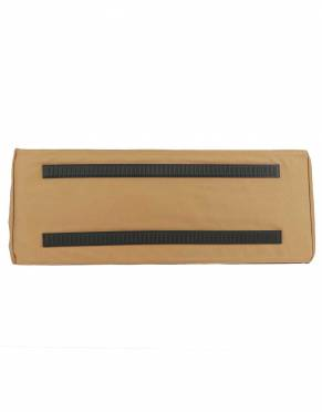 The hard plastic strips on the bottom of this luggage protector provide invaluable extra protection for your precious duffle bag on safari and for all business and leisure travels