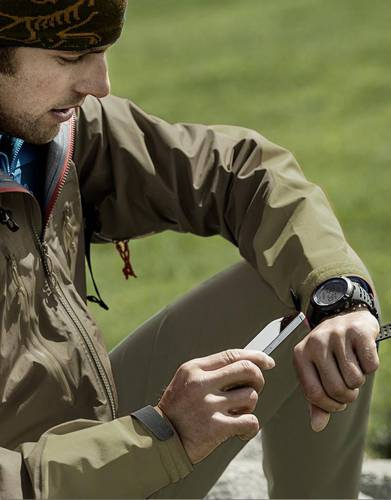 The Suunto Ambit3 Peak Safari & Explorer Watch - you may never get lost on safari, but you will be so chuffed if you have this on your wrist if you do!