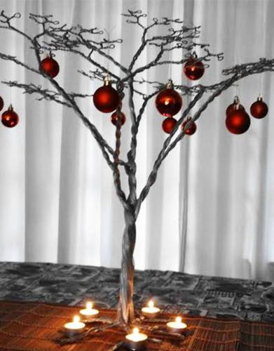 Decorate your tree for Christmas to bring a little Africa into your home over the festive season.