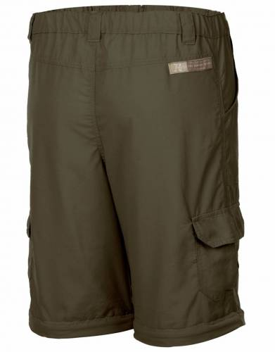 With an elasticated waist, these boys' and girls' trousers and shorts are a great fit for active, warm-weather adventures, travels, and sports and hobbies.
