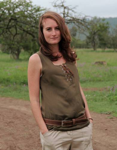 Laced Safari Tank Top