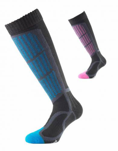 1000 Mile Blister-Free SKIING Socks