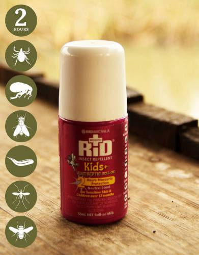 Kids RID™ Insect Repellent