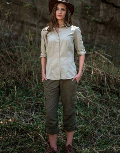 Women's Rufiji™ Cargo Safari Trousers