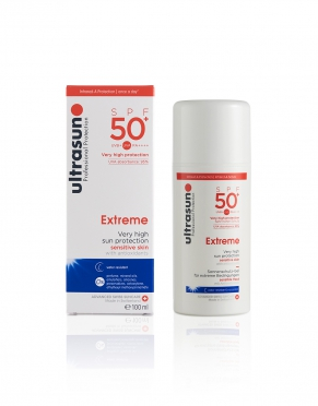 SPF 50+ Extreme Safari Sunscreen Gel by Ultrasun (100ml)