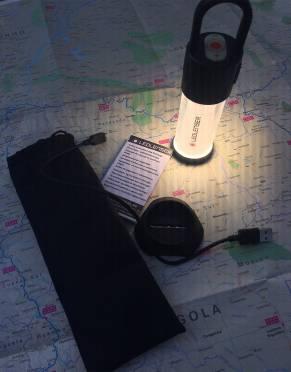 LED Lenser ML6 Rechargeable Safari Lantern