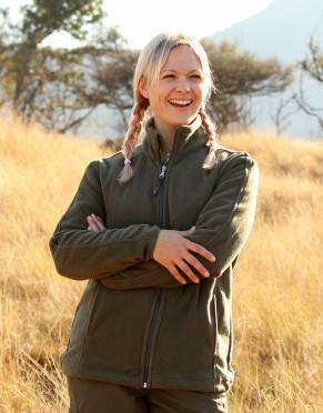 Women's Essential Long Sleeve Safari Fleece by Rufiji™