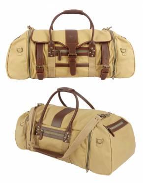 Mara&Meru™ Southern Cross Safari Voyager III Duffle Bag by Safari Store
