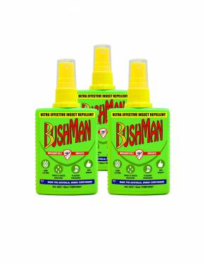 Buy 3 Offer - Bushman Ultra Insect Repellent