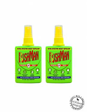 Buy 2 Offer - Bushman Ultra Insect Repellent