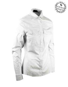 Women's Mara&Meru™ Great White Shirt