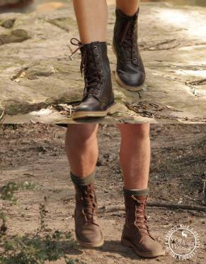 Rufiji™ APU Combat Safari Boots