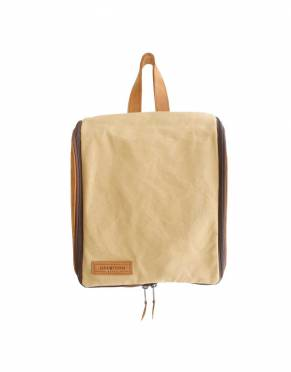 The Sandstorm Safari Travel Toiletry Bag
