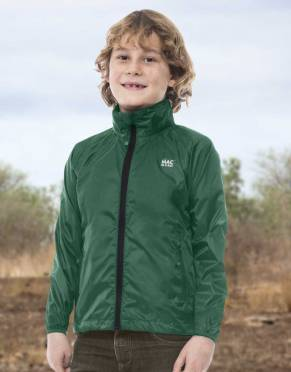Waterproof Packaway Safari Jacket for kids