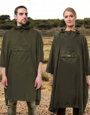 Essential Waterproof Safari Poncho