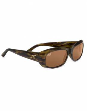 Women's Polarized Bianca Serengeti Sunglasses