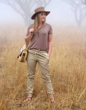 Women's Serengeti Safari Jogger Pants