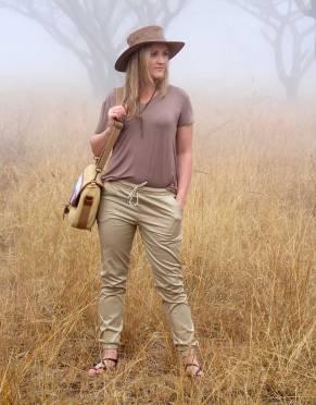 Women's Serengeti Safari Jogger Pants
