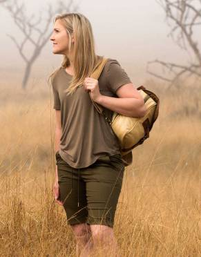 Women's Serengeti Safari Shorts
