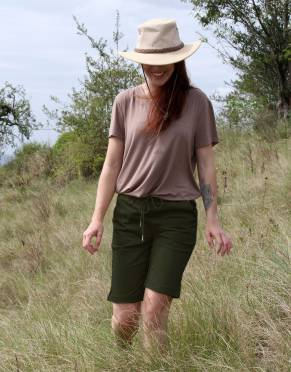 Women's Serengeti Safari Shorts with Stretch