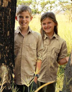 Boys' & Girls' BUGTech™ Anti-Insect Safari Shirt