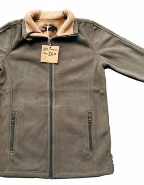 Boys' & Girls' SafariElite Bonded Safari Fleece by Safari Store