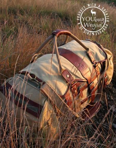 The Mara&Meru™ Safari Voyager (Your Everything Bag)