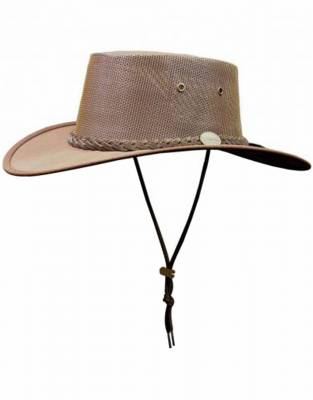 Barmah Canvas Safari Hat