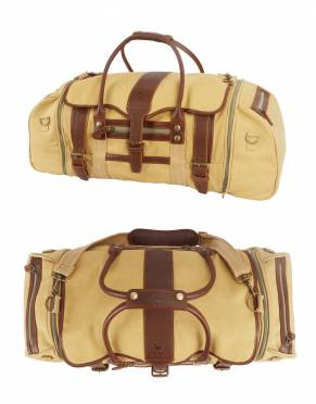 Mara&Meru™ Safari Voyager III Duffle Bag by Safari Store