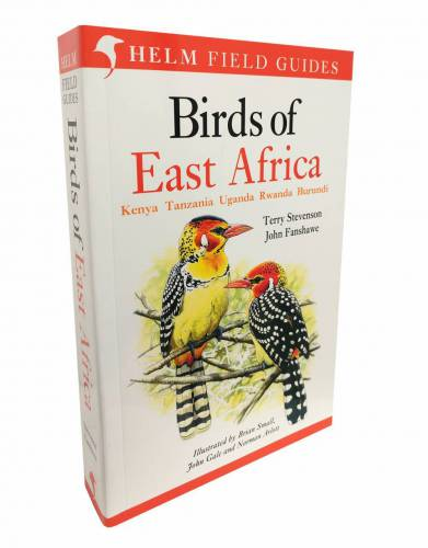 'Field Guide to the Birds of East Africa'