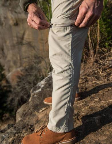 Leg section only for Men's Rufiji™ Zip-off trousers (Water-repellent BUGTech+™ fabric)