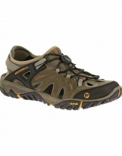 Men's Merrell™ AllOut Blaze Sieve Lightweight Hydro Hike Shoes by Safari Store
